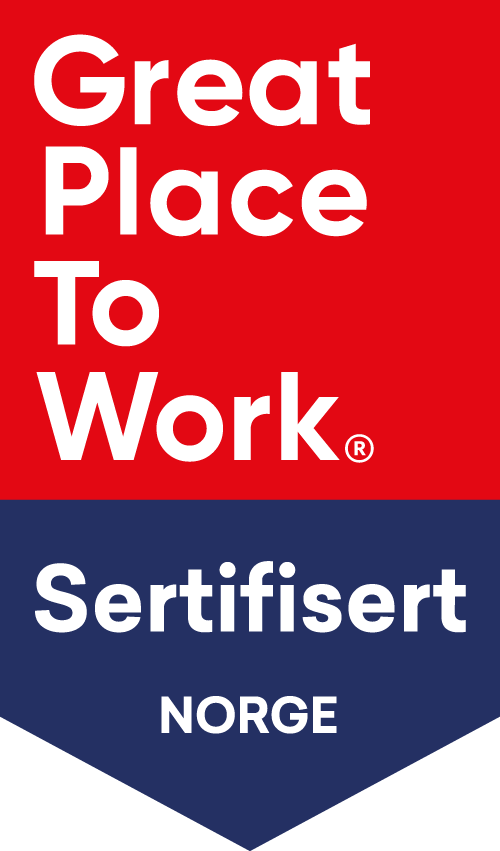 Juristforbundet er sertifisert av Great Place to Work